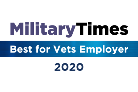Military Times' Best for Vets Employer